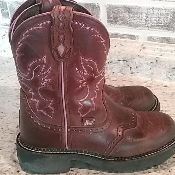 4c2881c83d0 Justin Gypsy boot size 6.5B